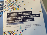 New Public Dialogue Highlights Hopes and Concerns for Genomic Medicine in the UK